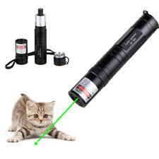 2PCS Green Laser Pointer Light Pen 10 Miles 532nm 1mW Visible Lazer Beam Cat Toy