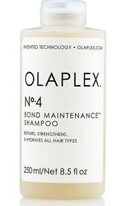 Olaplex No4 30ml Bond Maintenance Shampoo Damaged Bleached Hair No Split Ends