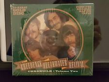 Fantasy 24KT.Gold CD-CCR-Chronicle Vol.2-New/Factory Sealed-RARE/SCARCE(not MFSL