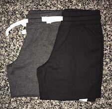 NWT 2 PC Boys Sweat Shorts Size 4/5 Extra Small XS