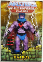 Masters of the Universe Classics BATROS evil master of theft figure IN HANDS