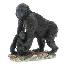 Gorilla Affe Figur 20 cm  Tier Dekofigur,Juliana Kollektion Great Britain