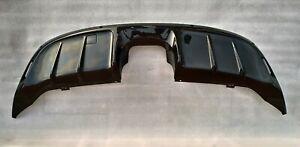 Genuine V6 Jaguar F-TYPE Carbon Fibre Fiber Rear Diffuser OEM Part# T2R5391