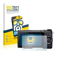 Sony Alpha NEX-5T , 2 x BROTECT® HD-Clear Screen Protector, hard-coated