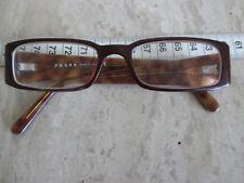 PRADA Lesebrille Brillenfassung Gestell Brillengestell Brille
