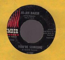JO ANN BAKER on EMBER 45rpm: You're someone