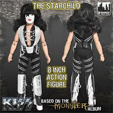"KISS  8"" Paul Stanley retro mego  Star Child Monster series (NEW poly bagged)"