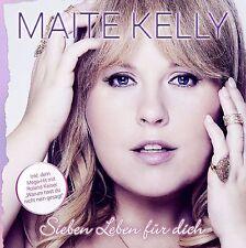 """Maite Kelly """"sieben leben für dich"""" CD NEU das aktuelle Album 2016"""