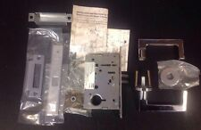 Sargent Multifunction Mortise Body Lock, Passage Function, Keyless,,#W5