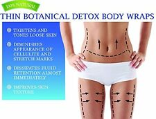 5 Body Wraps The Ultimate Wrap for Weight Loss & Permanent Long Inch Loss