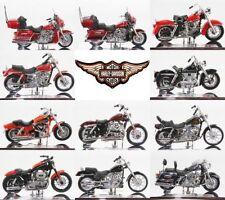 Maisto Harley-Davidson Plastic Diecast Vehicles