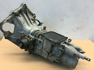 Classic Fiat 126 650cc Synchromesh Gearbox (Classic Fiat 500 conversion)