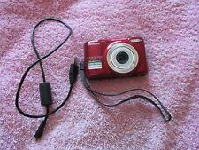 Nikon COOLPIX L25 Digital Camera - Red