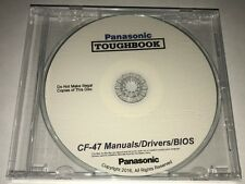 Panasonic Toughbook CF-47 Manuals / Drivers / BIOS #1 Rated Repair Tool!!