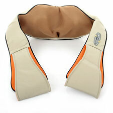Useful Health Care Pillow Massager Acupuncture Kneading Neck Shoulder Arms