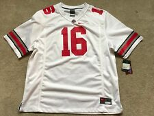 Nike NEW Ohio State Buckeyes JT Barrett NCAA College Jersey MENS $90 XL