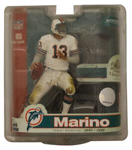 Dan Marino Miami Dolphins 2007 Legends Series 3 McFarlane Figure 32042