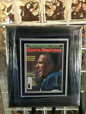 Roger Staubach Dallas Cowboys Autographed Sports Illustrated Custom Framed