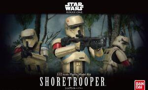 Bandai Star Wars 1/12 Shore Trooper (New)