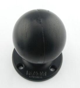 """RAM-D-254U / RMR-D-201 - RAM 2.4375"""" Diameter Round Base with 2.25"""" Ball"""