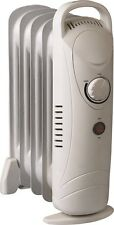 Mini Radiateur Bain d'Huile 220V/500W - WARM TECH - WTRBHM1005