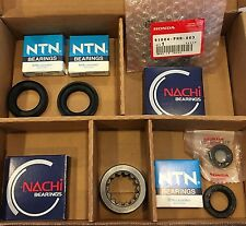 BK257 TRANSMISSION BEARING Kit FITS  Honda Insight 5spd *SHR* 2000-06