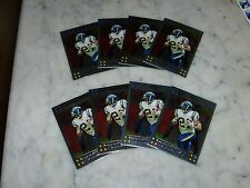2007 Topps Chrome Football LaDainian Tomlinson TD lot of 8 Touchdown cards