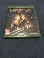 Deus Ex Mankind Divided Day One Edition Xbox One [Brand New]