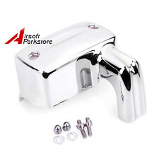 Chrome Brake Master Cylinder Cover For Honda VLX 600 DLX Shadow 750/1100 VTX1300