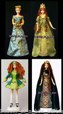 Spellbound Lover Faerie Queen Barbie Doll Legends of Ireland Irish Dance