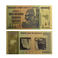 Zimbabwe 100 Trillion Banknote World Money Currency Note Paper Collection Gift