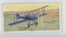 1961 Lyons Tea Wings of Speed Base #4 Nieuport 29 Non-Sports Card 4az
