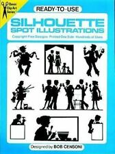 Ready-to-Use Silhouette Spot Illustrations (Dover Clip Art)
