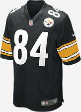 Nike NFL Pittsburgh Steelers Jersey Antonio Brown Men's Medium American Football