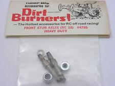 Vintage THORP Dirt Burners 4705 Team Associated RC10 Front Heavy Duty Stub Axles