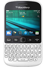 BlackBerry Smartphone White Mobile Phones