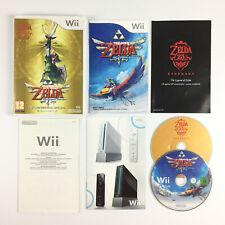 Zelda Skyward Sword Wii / Jeu Nintendo (The Legend of)