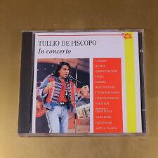 [AI-081] CD - TULLIO DE PISCOPO - IN CONCERTO - REPLAY MUSIC - OTTIMO