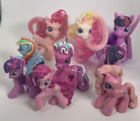 My little pony mini figures bundle
