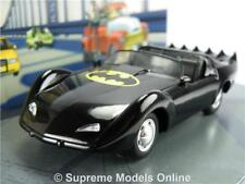 BATMAN BATMOBILE MODEL CAR #456 LENTICULAR 1:43 SCALE DETECTIVE BATMANS COMIC K8
