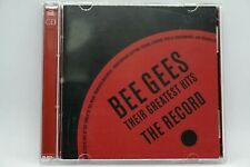Bee Gees - Their Greatest Hits : The Record    2XCD Album