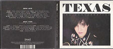 DOUBLE CD 22T TEXAS THE CONVERSATION + LIVE IN SCOTLAND DELUXE EDITION 2013