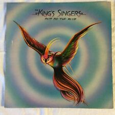 "The King`s Singers - Out Of The Blue - 12"" Vinyl Album United Kingdom EMI 1974"
