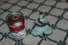 Superb Miniature Chinese Asian Figure-Yoga Position Man-Signed & Marked-Unusual