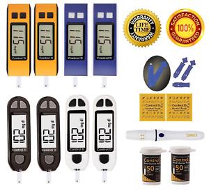 """Diabetes Glucometer Sugar Testing KIt """"FDA Digita"""" GREAT DEAL"""