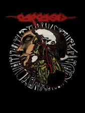CARCASS cd lgo ANATOMICAL TOUR 2016 Official SHIRT 2XL New in sickness in hell