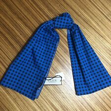 Thomas Pink Overcheck Gingham Scarf ~ RRP £70! New with Thos. Pink Labels!