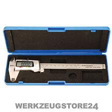 BGS Digital-Messschieber 150 mm - 1930 Schieblehre Schublehre Messlehre LCD