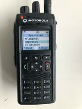 MTP3150 TETRA (test & clean) 350-470 MHz MDH63PCH6TZ3BN + CHARGER