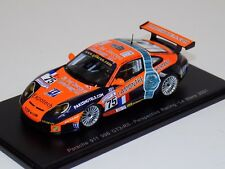 "1/43 Spark Porsche 911 "" 996 "" GT3 RS car #75 2001 24 Hours of LeMans S4761"